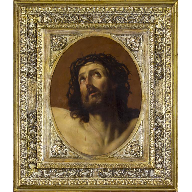 galleria-frison-dipinto-raffigurante-cristo