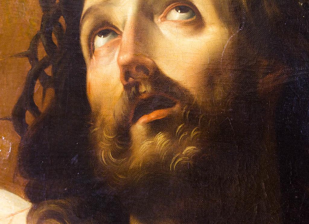 Dipinto raffigurante Cristo