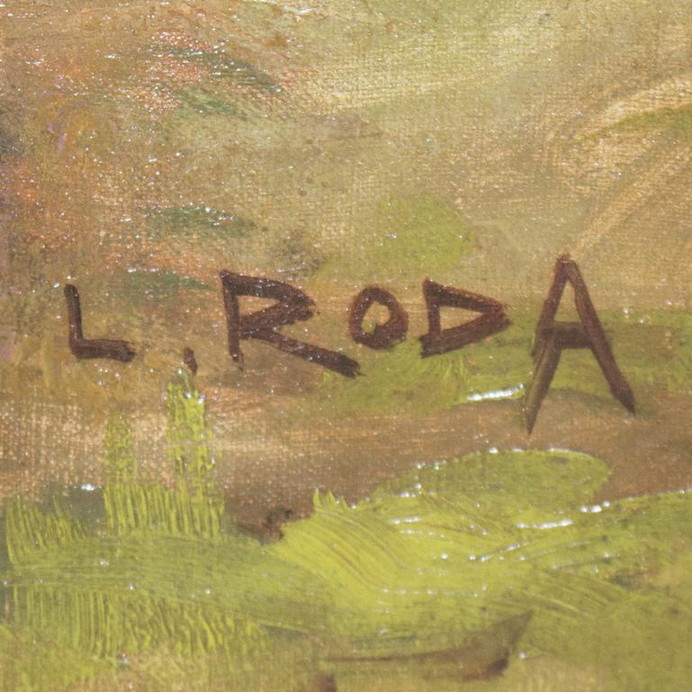 Leonardo Roda - Gitani