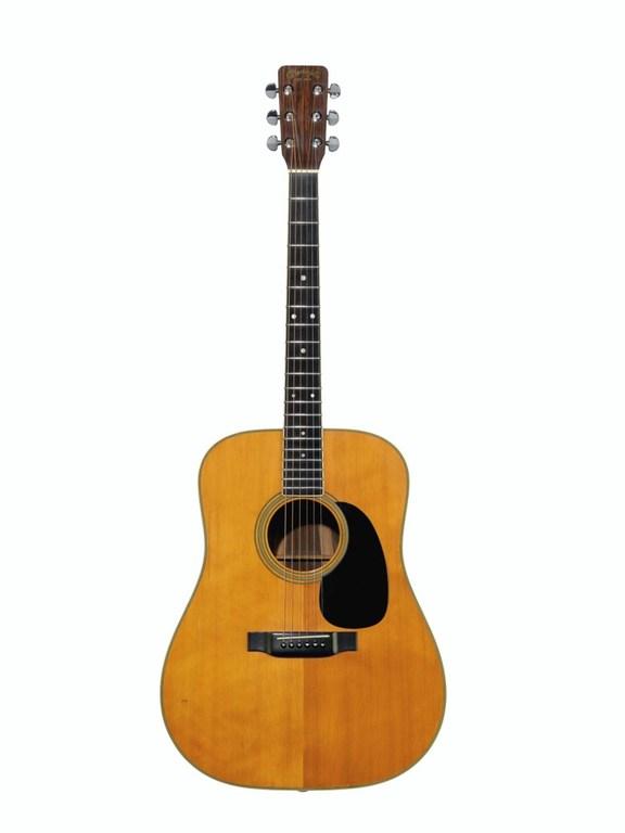 Le chitarre di David Gilmour