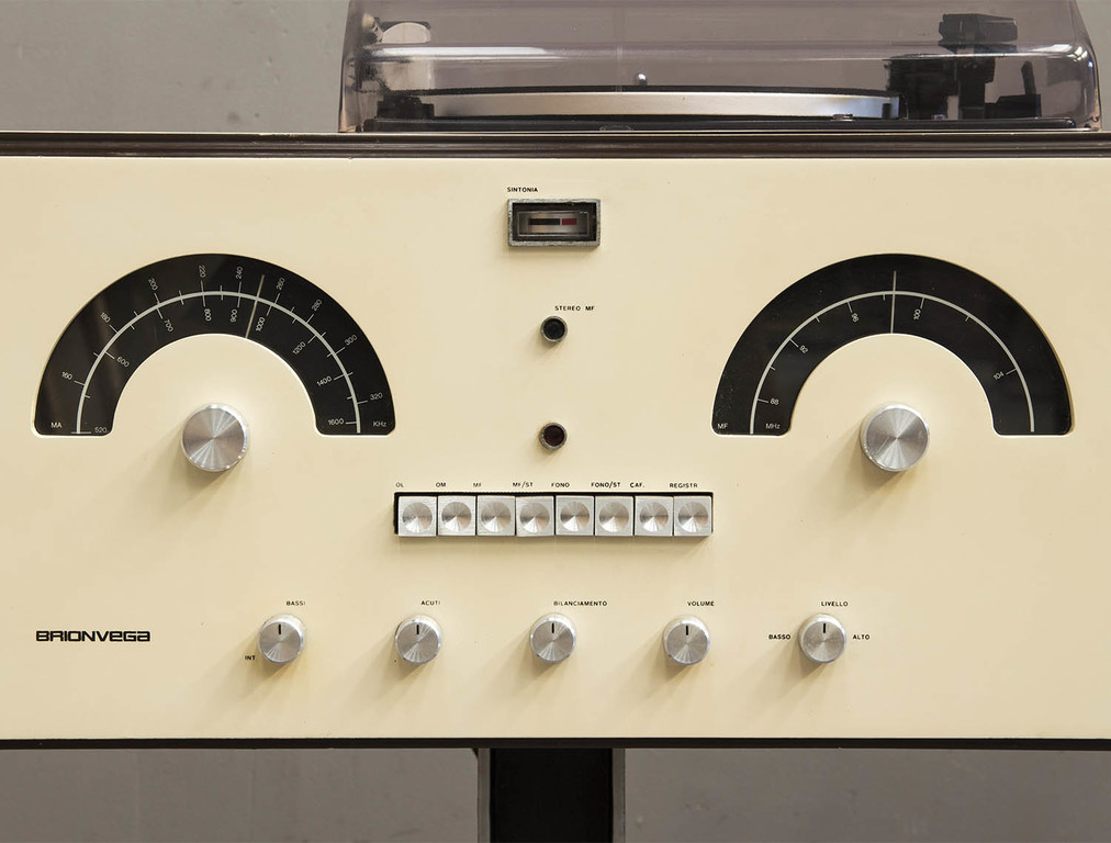 Radiofonografo Brionvega RR126